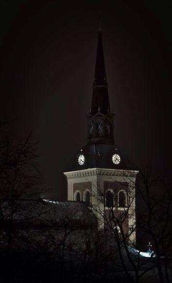 Södertälje Church Night
