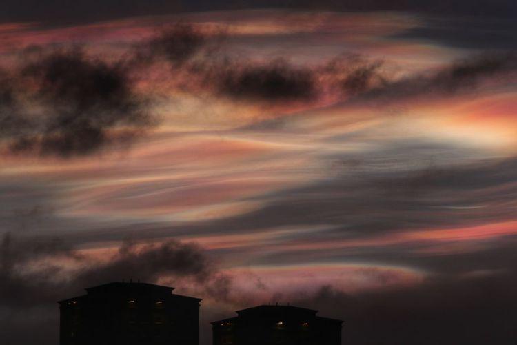 Motherwell Weather Scotland EyeEm Best Shots - Sunsets + Sunrise Sunrise Clouds And Sky