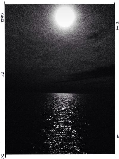 Filipa K Asks: What Inspires You? Moon and Night - Popckorn