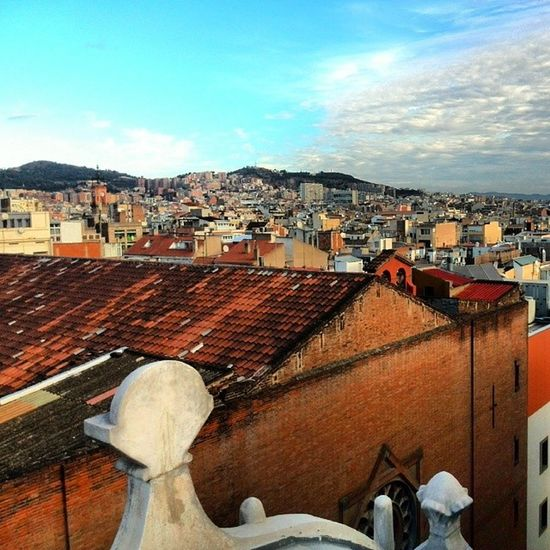 BlueView Casafuster Rooftop Paseodegracia Barcelona World_shooters