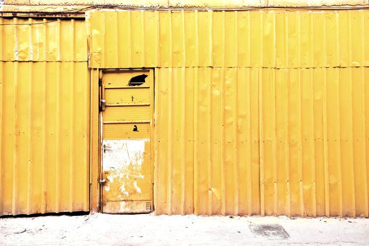 Urban yellow.