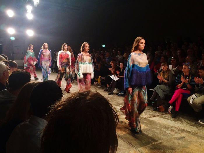 HKU Graduation show Fashion Design Art 2015