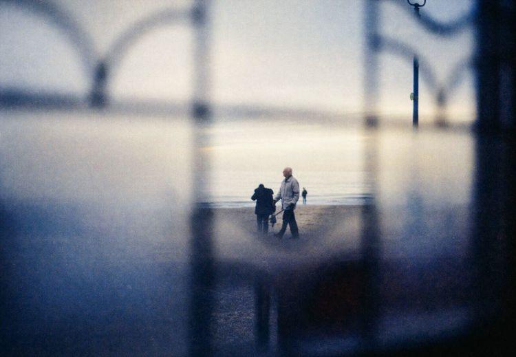 Bournemouth Analogue Photography Beach