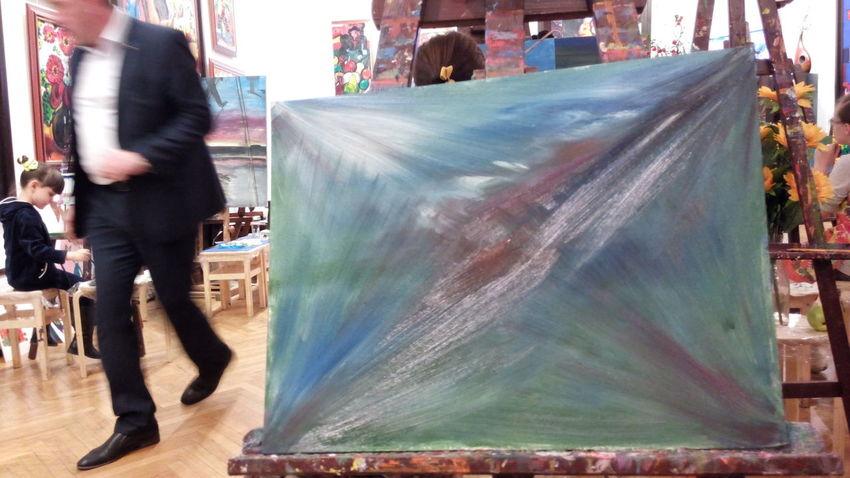 Сегодня день без вдохновений! Art Oil