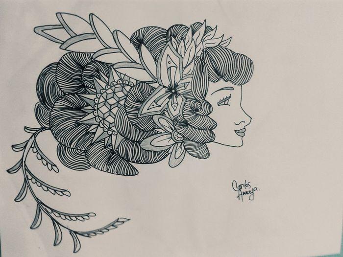 Drawing Sharpie Art Art Ilustration