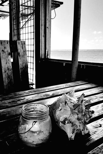 Chinchorriando... Finding New Frontiers Monochrome Photograhy Black & White Point Of Interest Caribbean Life Travel Destinations Life Adventure Puerto Rico Taking Pictures Taking Photos Being A Beach Bum Tourist Attraction  Restaurant Rustic Cozy Restaurants Old Decoration Backgrounds