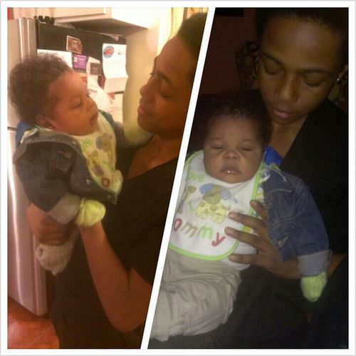 My Baby & His Uncle (: