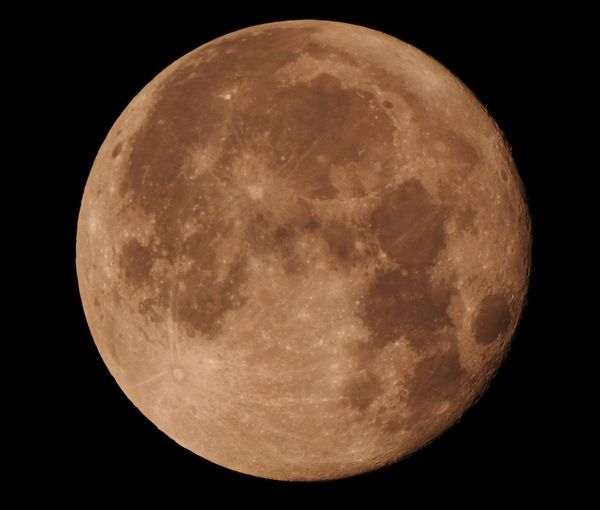 Astronomy Black Background Circle Close-up Full Moon Moon Moon Surface Měsíc Nature Night No People Outdoors Sky Space