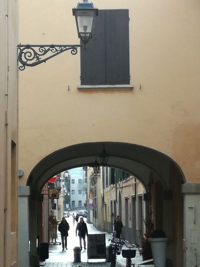 Budrio Arch Architecture City Built Structure Building Exterior Cityscape Outdoors