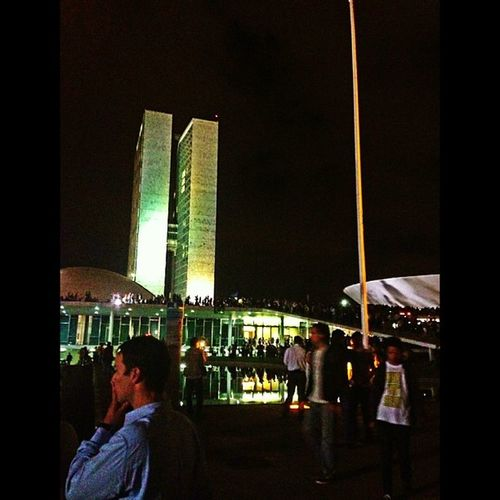 Avante Brasil Protesto Photooftheday Congresso Congressonacional foradilma manifestacao brasilia df