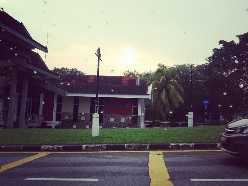 This was years ago. Waiting. Universiti Teknologi Malaysia SMinPhotography
