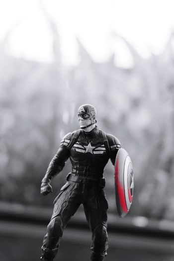 Well, Im not declaring that Im Teamcaptainamerica . Just another experiment with my new toy Fujifilm X-A2, using Classic Chrome film & partial color red. Voila, this is it! Fujifilm X-a2 Terfujilah Classic Chrome EyeEm Best Shots Eyemphotography
