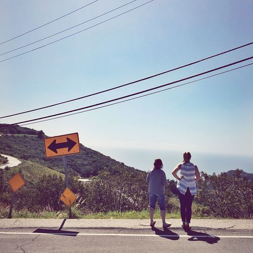 Exploring. Road Trip Roadtrip Malibu Canyon Road Wanderlust Hello World Travel Photography Travel Exploring Explore Ocean View Ocean Landscape Mother & Daughter WestCoast Feel The Journey Girl Power An Eye For Travel