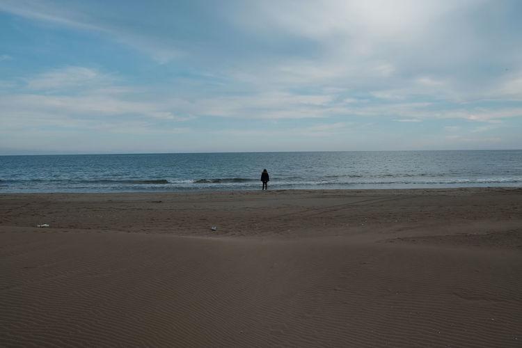 Sea Beach Land