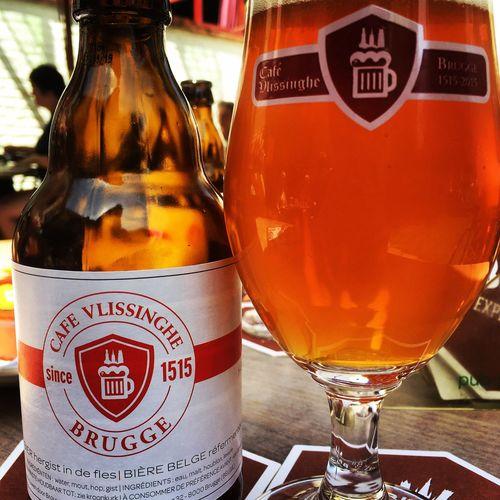 Beer Belgian Beer Food And Drink Belgium S Finest Café Vlissinghe Oldest Cafe In Europe