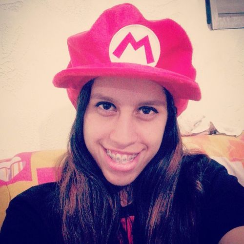 It's me, Mario ! Marioworld  Me Red M MarioBros