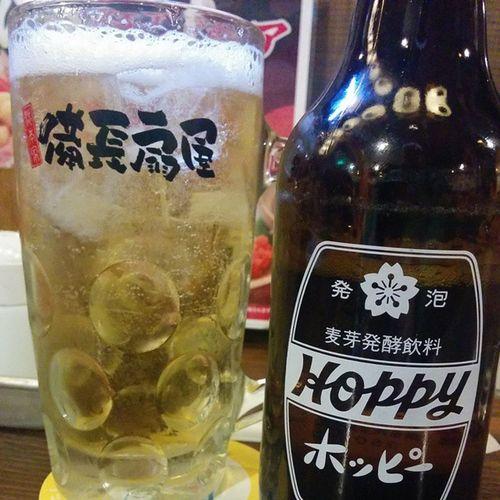 再度、ホッピー♪ Hoppy Drinking