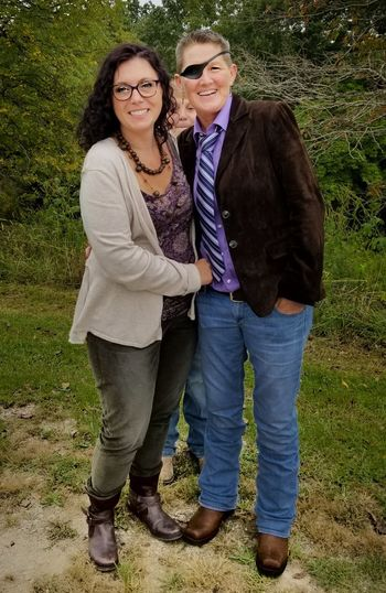 photo bomb 2 women this is family Olive Hill , Kentucky 2 Women Lgbt Lgbt Community Happiness Blond Boy Beautiful Young Lady Young Boy Love Family Photo Bombed Shirt And Tie Married With Children A New Beginning