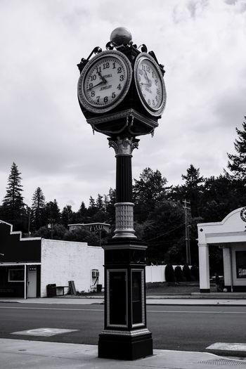 Clock Time Tree