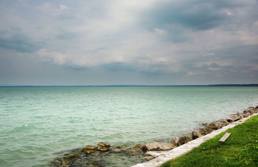 Nikon D810 Balaton Balaton - Hungary Balatonfüred Cloudy Cloudy Day Europe Hungary Landscape Landscape_Collection Landscape_photography No People Outdoors Sky Travel Travel Destinations Travel Photography Vacation