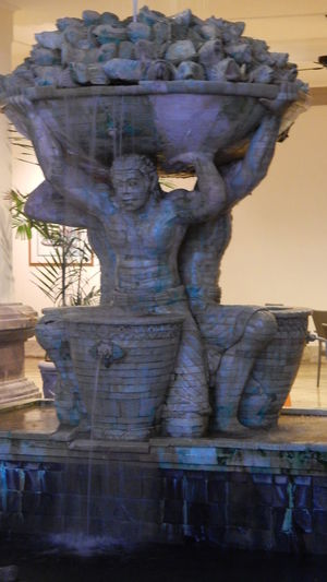 Bali Architecture Creativity Day Human Representation No People Spirituality Statue EyeEmNewHere