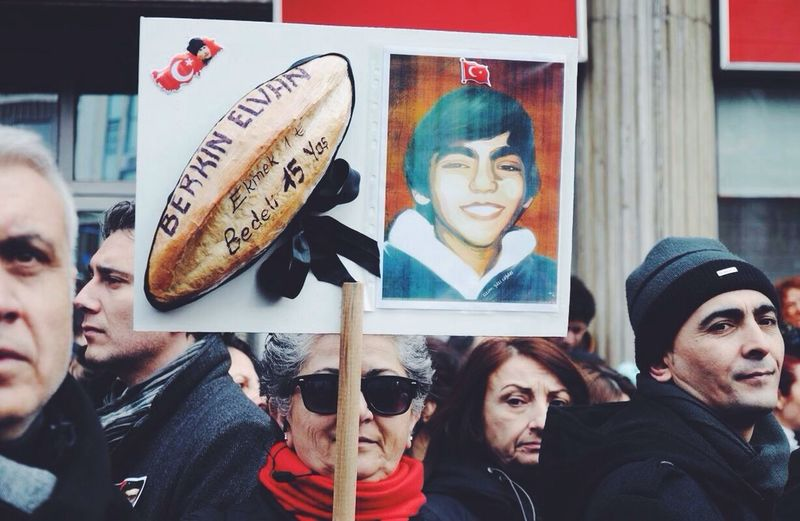 Berkin Elvan was 14. He killed by tear gas shell by the polis. He was in coma for 269 days. We lost him yesterday at the age of 15... BerkinElvanÖlümsüzdür Occupy Taksim! Streetphotography Urban