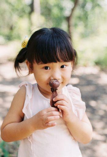 Asian  Kid Girl