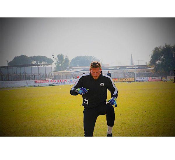 Football IsMyLife ⚽ Goalkeeper Hello World First Eyeem Photo
