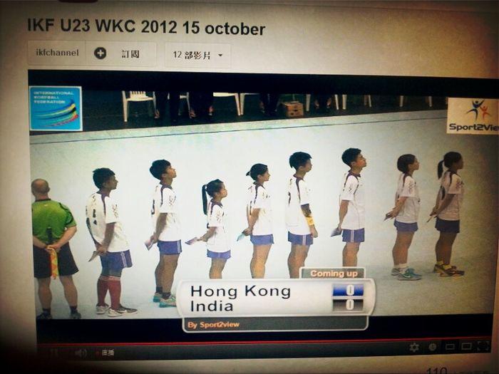 This is HKG korfballU23 team;) they did great job! Proud of them :) Please take care . Fighting Players Competition HKG Hk Korfball U23 Ikf World