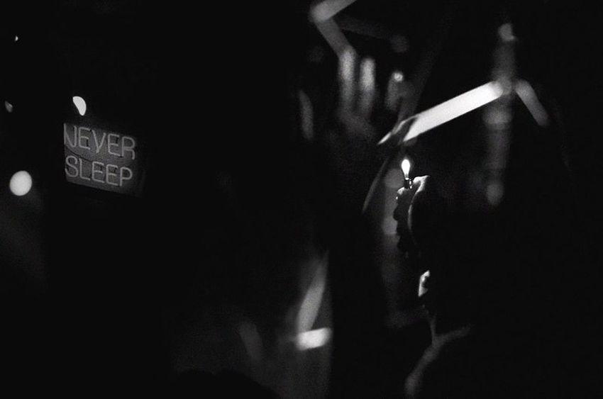 Neversleep Night Dance VSCO Vscocam