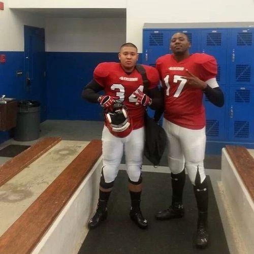 Me and my boy @j_chanthala92 Teamhighlight