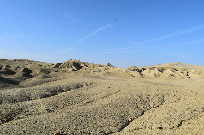 Mud Volcanoes EyeEmNewHere Sand Nature Day Tranquil Scene Sunlight Outdoors Tranquility