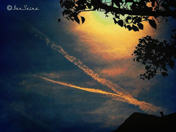 Good Morning #chemtrails Sun_collection Eye4photography