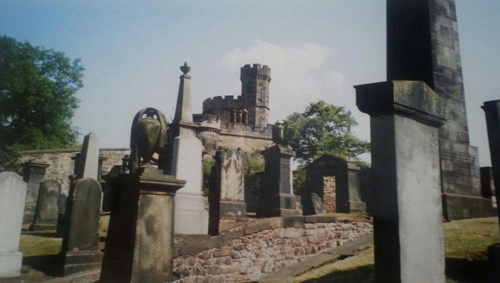 Edinburgh Graveyard Beauty The Calmness Within Dark Photography Gothic