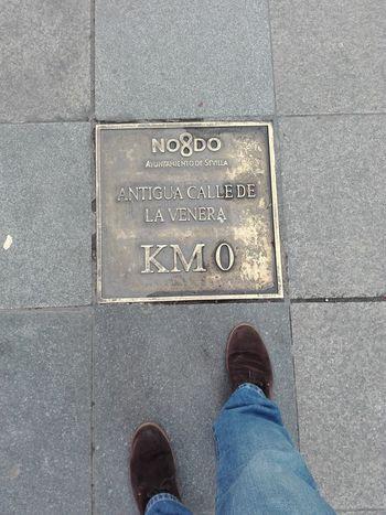 Sevilla. Km 0
