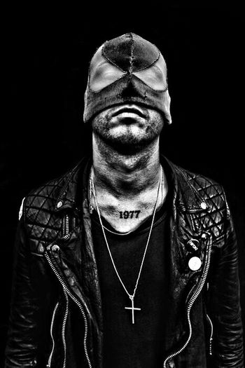 The Bloody Beetroots 1977 Mask Man :)