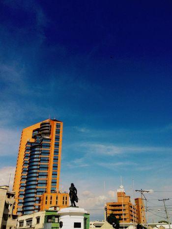 H O M E T O W N EyeEmNewHere Maracay Aragua Venezuela City Skyscrapers Skyscraper