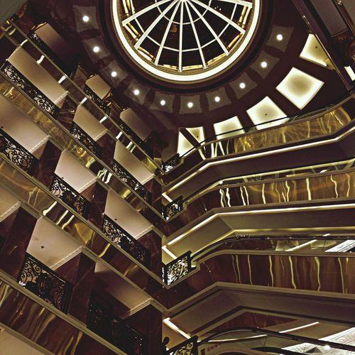 Architecture Gold Interior Design Wonderful