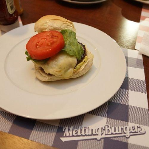 Meltingburgers Hamburger