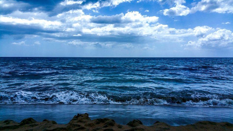 Life Is A Beach Sky Rincon Puerto Rico Waves, Ocean, Nature Beachphotography Beach