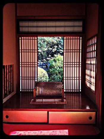 雲龍院 悟りの間「迷いの窓」 The Purist (no Edit, No Filter) Taking Photos Temple Window