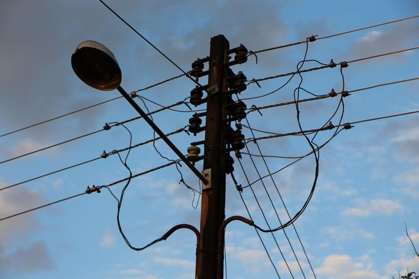 Cable Electricity  Power Line  Power Supply Danger Connection Electricity Pylon Fuel And Power Generation Technology Silhouette Sky Day Outdoors No People EyeEm LOST IN London Working Hard Future Vision Kidsphotography Sunday Walk EyeEmNewHere EyeEm Selects NewEra Firts Eyeem Photo Neon Life On The Road This Is Aging Summer Exploratorium Visual Creativity Adventures In The City This Is Latin America Going Remote #FREIHEITBERLIN Plastic Environment - LIMEX IMAGINE Modern Hospitality