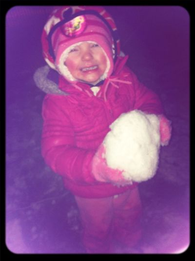 Giant snowball!!
