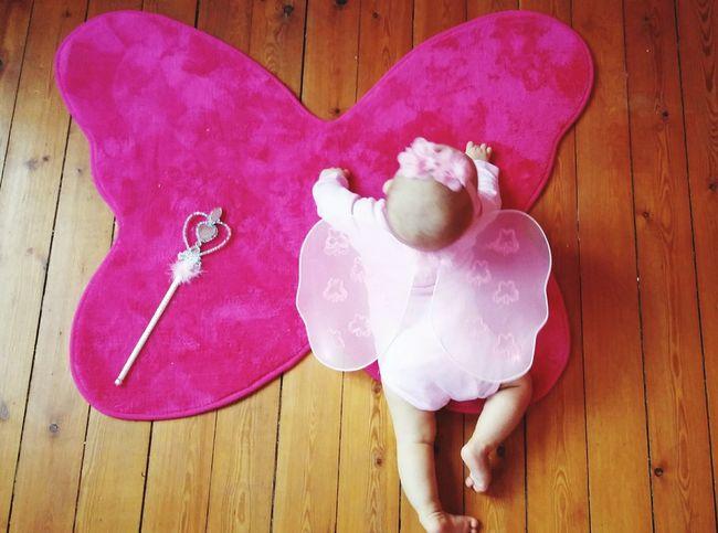 Hi! Hello World MyPrincess Pinkcolour Papillon Princess Feerique My Baby Girl <3 Socute💕 Mychild
