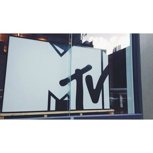 love the MTV office in sydney - not quite google-risqué, but almost! Great catching up with some of the guys there today