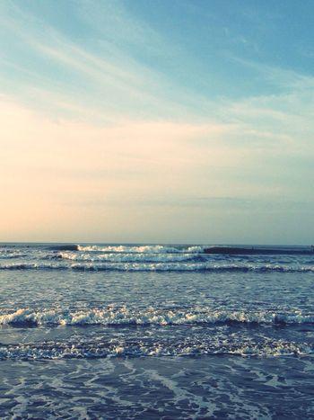 Surf Morning Sun Rise Ocean