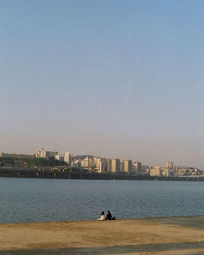 Snap A Stranger Nikon Nikonphotography 감성 Nikon Fm2 Filmcamera Fm2 Seoul Han River 색감 Film 감성사진 Korea
