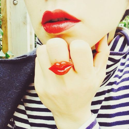 Red Lips That's Me