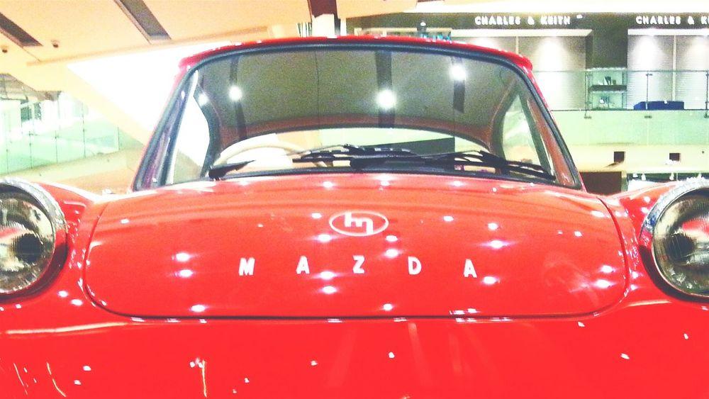 ...straight outta time capsule Mazdamovement Mazda Mazda R350 Mazda Classic Redporn Automobile Japanese Style Samsung Galaxy S III OpenEdit Carporn