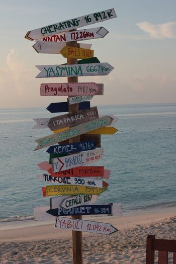Direction Sea